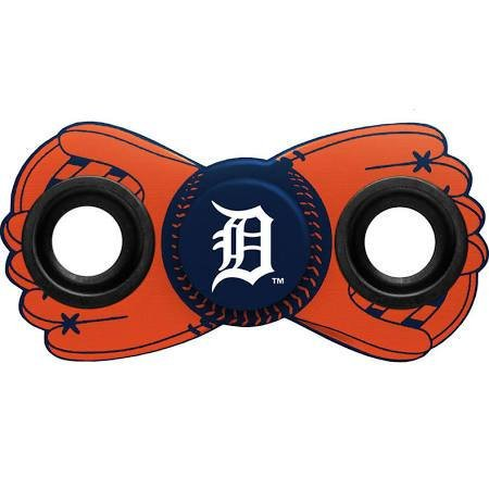 - FOCO MLB Detroit Tigers Two-Way Diztracto Spinnerz