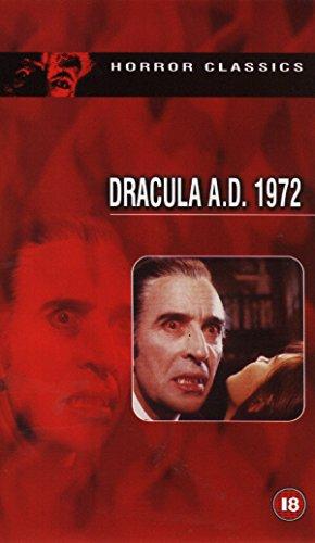 Dracula A.D. 1972 [VHS]