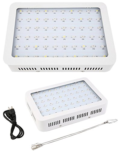 New Hydroponic Grow Room - Complete Grow Tent - 300w LED Grow Light with IR Hydroponic System 5