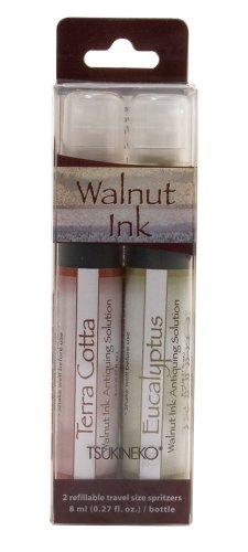 Tsukineko 2-Pack Walnut Ink Spritzers, Off Road