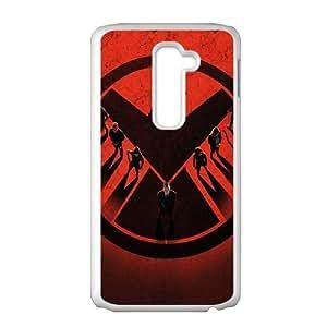 Agents of S.H.I.E.L.D ROCK8018362 Phone Back Case Customized Art Print Design Hard Shell Protection LG G2