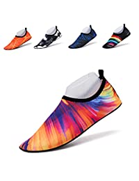 Water Shoes Mens Womens Hiking Shoes Quick-Dry Aqua Socks Beach Swim Shoes for Surf Yoga Water Aerobics