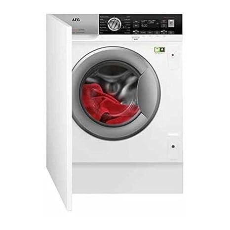 AEG L7WEC842BI lavadora Carga frontal Integrado Blanco A ...