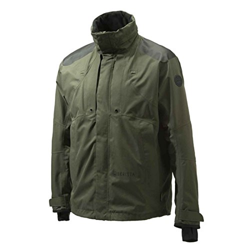 Beretta BEGU982T13950715XXXL Active Jacket, Green, 3X-Large by Beretta