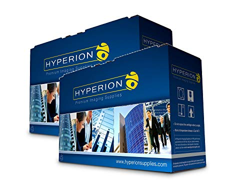- 2 Pack- Hyperion Compatible CF226A (26A) Black Toner Cartridge for HP Laserjet Pro MFP M402/M426 Series (Alternative for HP 26A, CF226A) (3100 Page Yield)