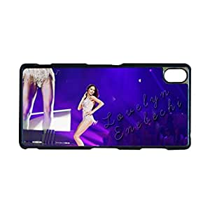 Generic Creativity Phone Case For Teens With Contestant Lovelyn Enebechi For Sony Z3 Choose Design 3