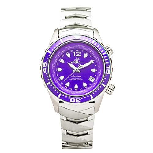 The Abingdon Co Analog Marina in Pacific Purple Women's Wristwatch MA-DPUR -  The Abingdon Co.