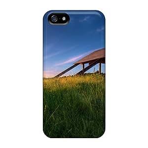 wlp24115vhqk RoccoAnderson impresionante casos cubiertas Compatible con iphone 5/5S–sol sobre Gress