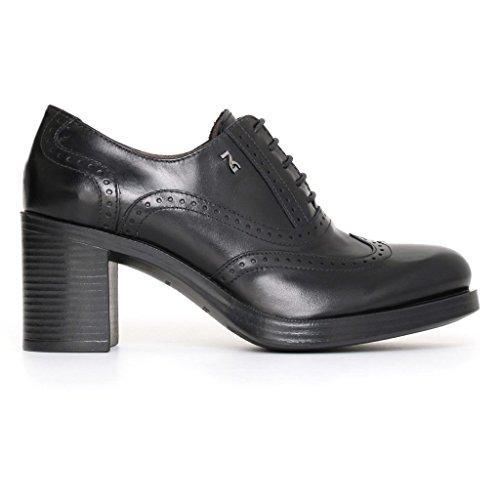 Noir Giardini basses Nero femme Sneakers RHU1W1dBqI