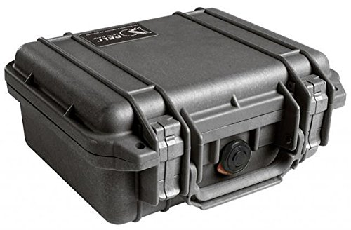 Peli 1200-001-110Eカメラケース、ブラック B000M2Z952