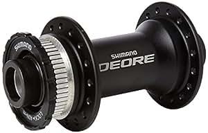 Shimano Deore HBM615BLP - Buje Delantero 32 C.lock Negro