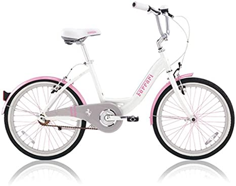 Ferrari CX-31 - Bicicleta para niña (50,8 cm): Amazon.es: Deportes ...