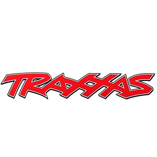 - Traxxas TRA61672 TRAXXAS 10' RED VINYL STICKER