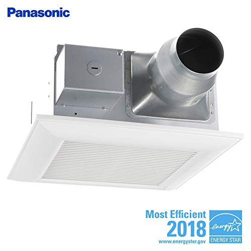 Panasonic FV-08-11VF5 WhisperFitEZ Fan 80 or 110 CFM