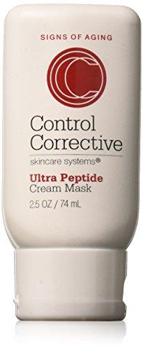 Control Corrective Ultra Peptide Cream Mask, 2.5 Ounce