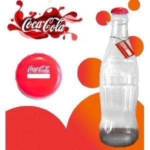 HP UK Ltd - Hucha de plástico con forma de botella de Coca Cola Botella de