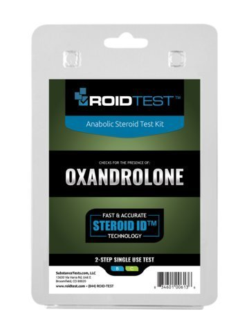 Oxandrolone 2-Step Test