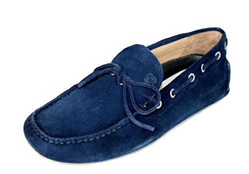 Samsonite Men's Loafer Flats Blue - BLUE LGh4AROBe