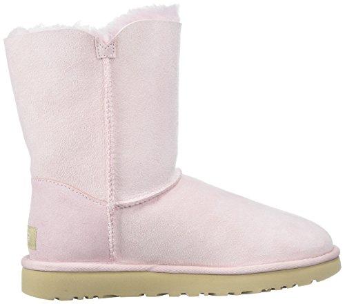 Ugg - Bottes Bailey Button Poppy - Chestnut Seashell Pink N2wMhuzHoK