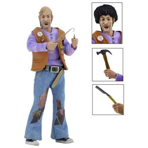 (NECA Texas Chainsaw Massacre 2 Clothed Figure,)