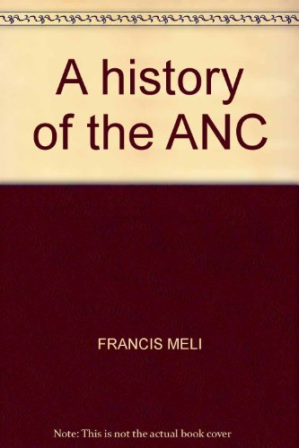 A history of the ANC: South Africa belongs to us