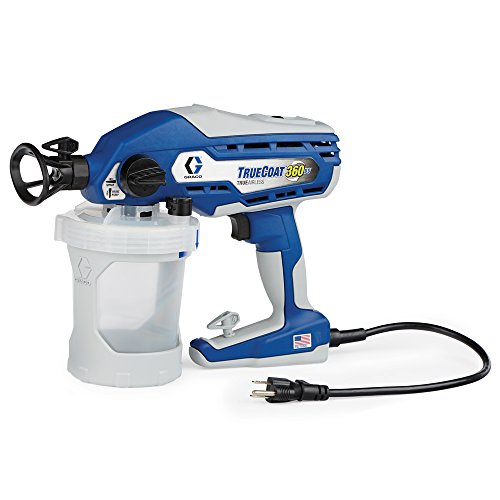 - Graco 17A466 TrueCoat 360 DS Paint Sprayer