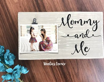 Amazoncom Mommy And Me Frame First Nursery Frames Custom