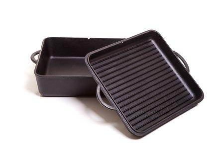 8 qt dutch oven cast iron - 5