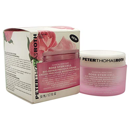 - Peter Thomas Roth Rose Stem Cell Bio-Repair Precious Cream, 1.7 Ounce