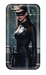 AmandaMichaelFazio Snap On Hard Case Cover Anne Hathaway Catwoman Dark Knight Rises Protector For iphone 6 plusd 5.5