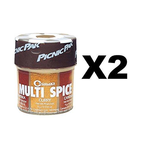 Price comparison product image Coghlans 9961 Multi Spice Pack