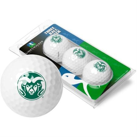 (NCAA Colorado State Rams - 3 Golf Ball Sleeve)