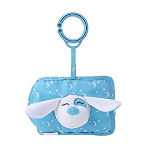 chinatera Baby Rattles Toys Cute Animal Doll Soft Crib Bells Stroller Hanging Toys