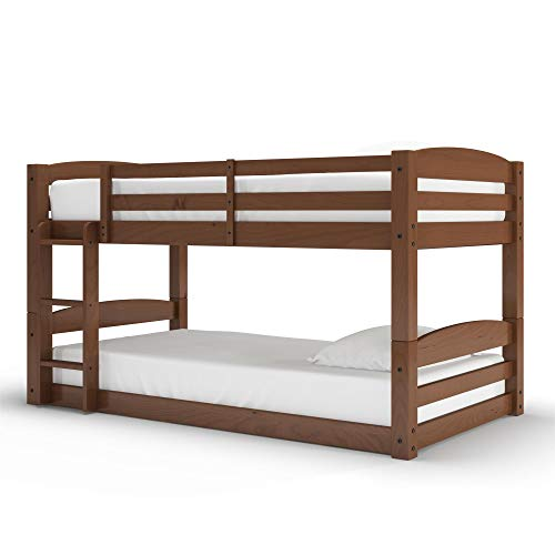 (Dorel Living Sierra Twin Bunk Bed, Mocha)