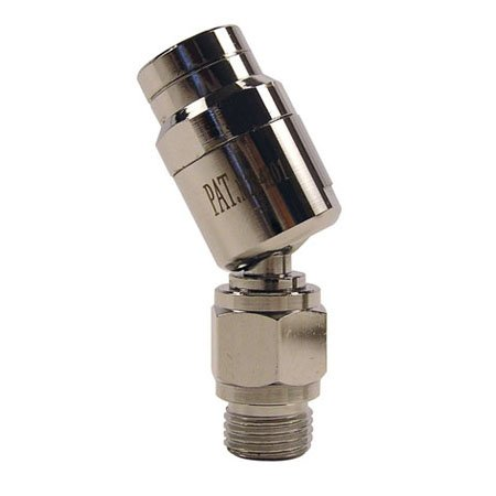 (Scuba Dive 360 Degree Swivel Connector for 2nd Stage Regulator)