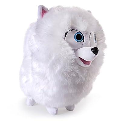 The Secret Life of Pets - Gidget Talking Plush Buddy | Plush Toys