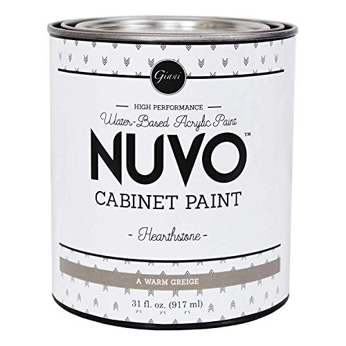 Nuvo Hearthstone Cabinet Paint Quart