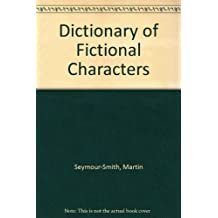 Dictionary of Fictional Characters