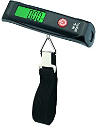 Luggage Scale 110lb, Digital Suitcase Travel Scale w/Carrying Bag & Battery