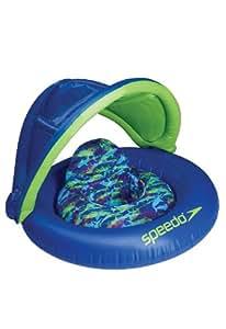 Speedo Kids' Begin to Swim Fabric Baby Cruiser with Canopy, Blue