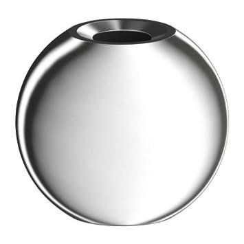 Kerzenständer Silber Ikea ikea kerzenständer nässjö runder kerzenhalter für stabkerzen ø 8