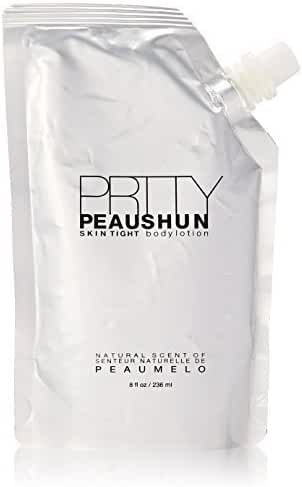 Prtty Peaushun Skin Tight Body Lotion 236ml/8oz Plain by Prtty Peaushun
