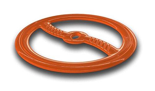 BIONIC TOSS-N-TUG Frisbee Hundespielzeug - MINI - Durchmesser ca. 18,5 cm