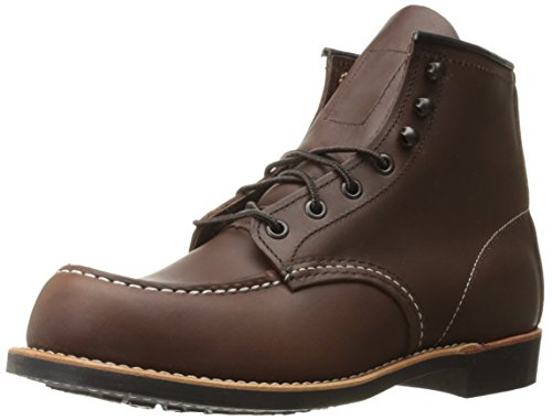 Red Wing Heritage Mens Cooper Boot Ambra Portage