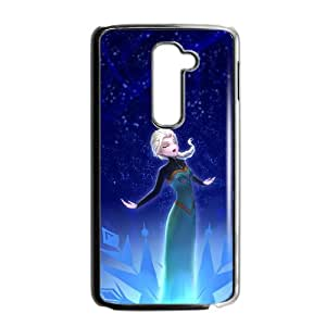 Frozen Princess Elsa Cell Phone Case for LG G2