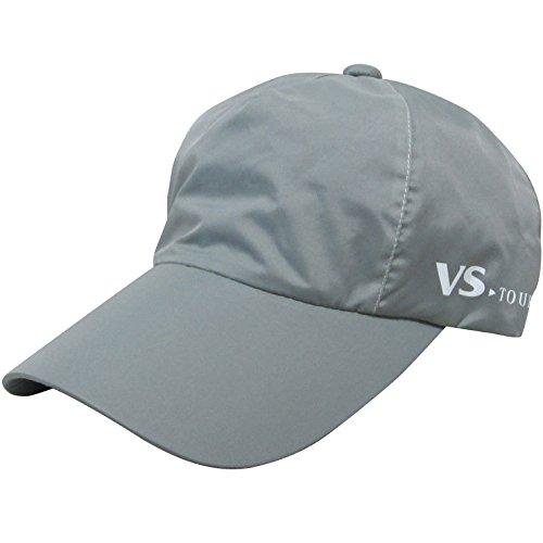 Kasco(キャスコ) VSRC-1535 レインキャップ グレー F