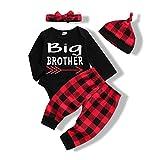 Newborn Baby Boy Clothes Christmas Bodysuit Long