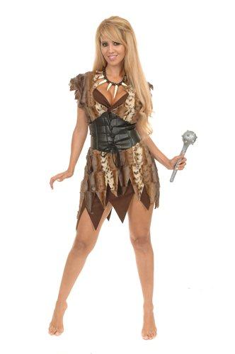 Chara (Cave Girl Costume)