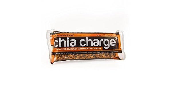 Chia Chia carga original de 80 g de semillas Flapjack: Amazon.es: Salud y cuidado personal