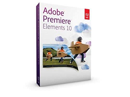 Adobe Premiere Elements 10 [OLD VERSION] (Adobe Video Software compare prices)